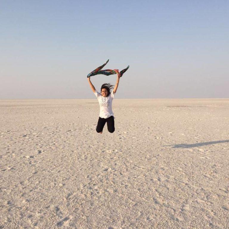 rann di kutch in gujarat, deserto bianco