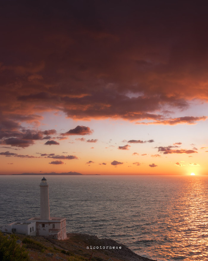 Salento dall'alba al tramonto
