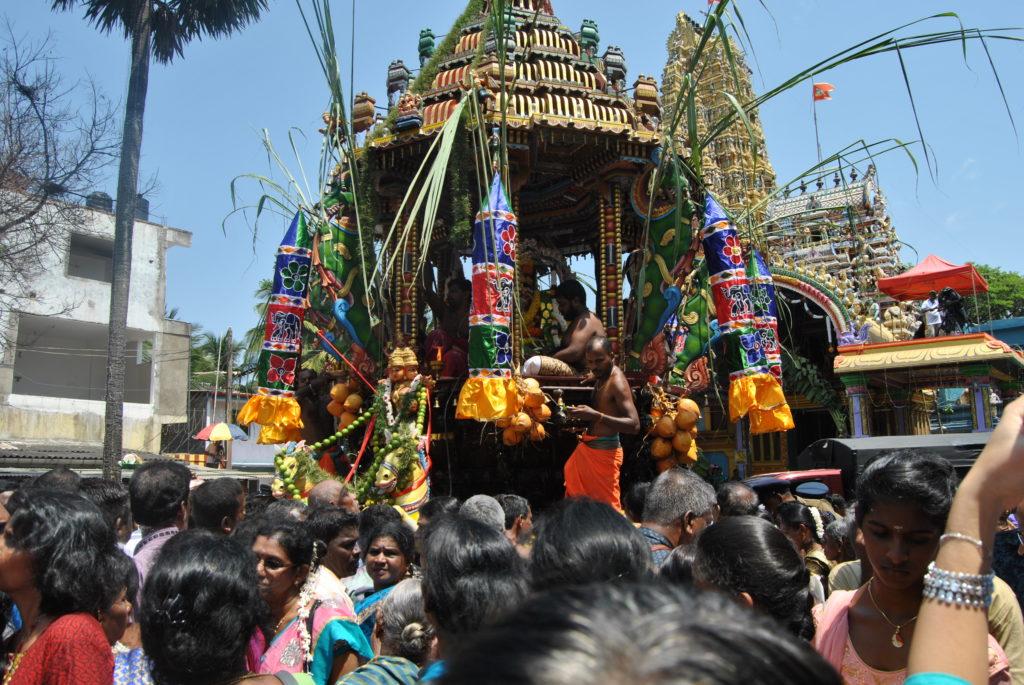 cerimonia hindu sri lanka