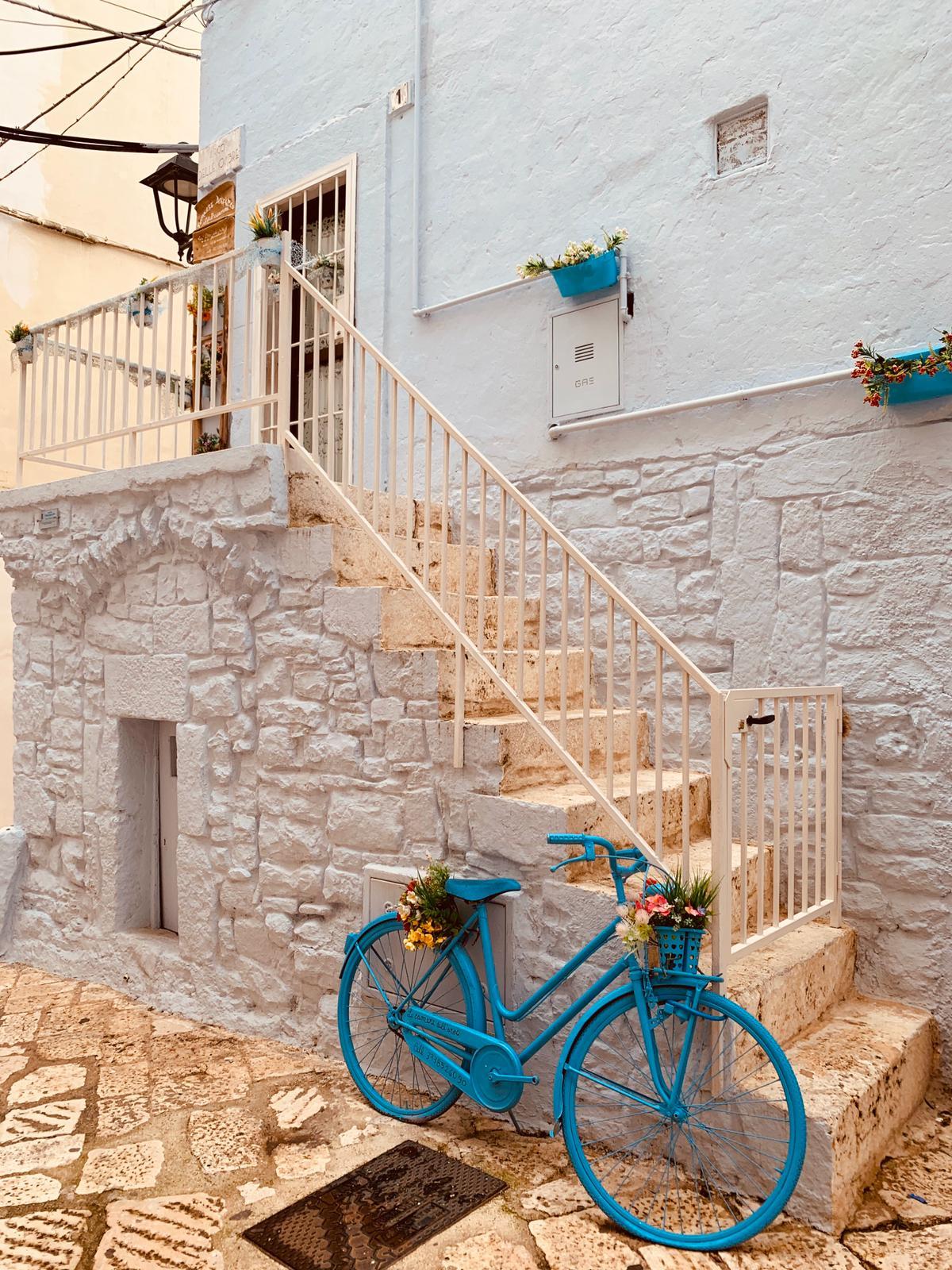 casamassima casa azzurra