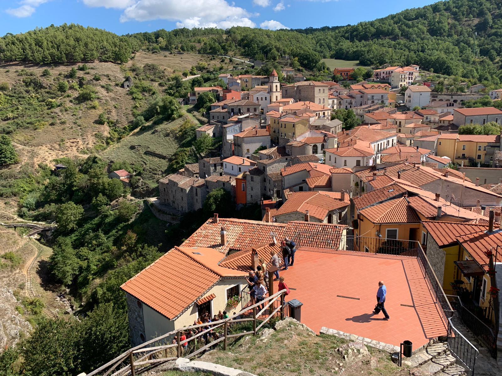Basilicata on the road