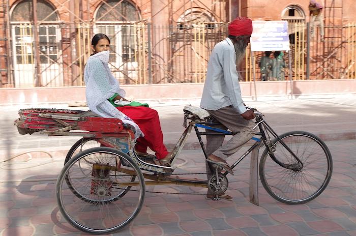 amritsar donna tuktuk