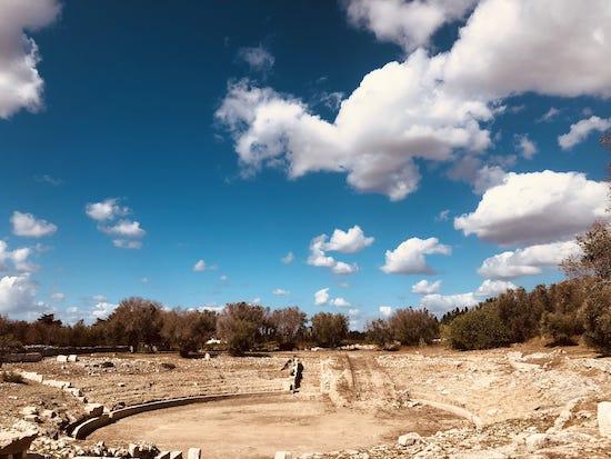 anfiteatro rudiae