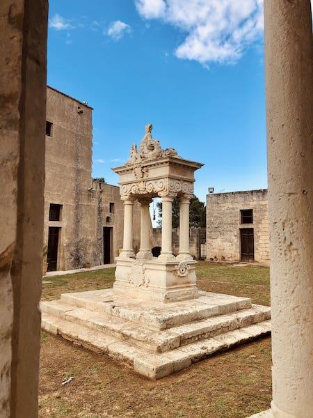 pozzo prada abbazia cerrate